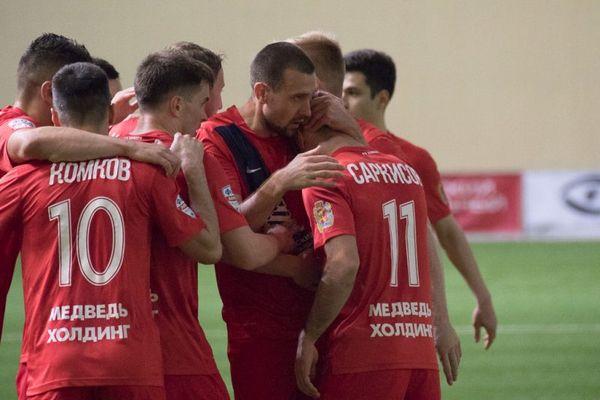 «Енисей» вырвал победу у московского «Динамо»