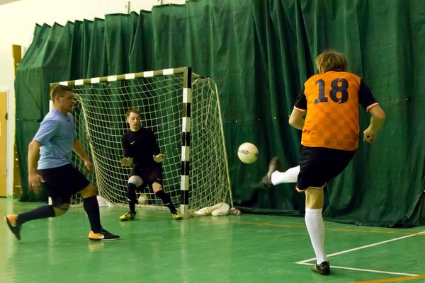 В чемпионате Тулы по мини-футболу сыграют 92 команды