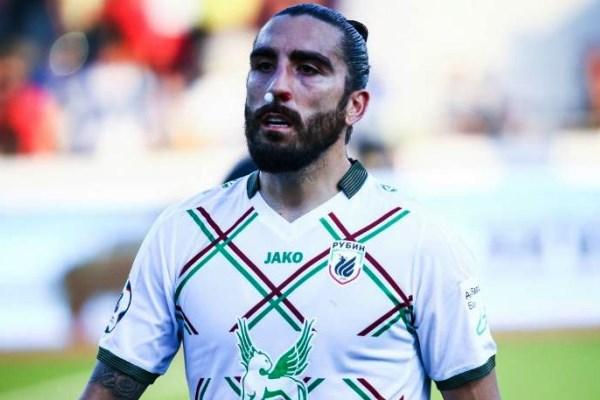 Защитник «Рубина» Флорес сломал нос в Туле