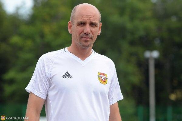Вадим Гаранин: Хочется, чтобы в игре «Арсенала-м» не было перепадов