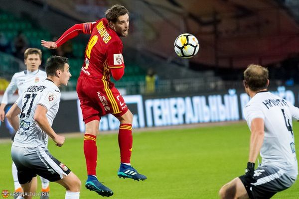 Кирилл Комбаров: На седьмом месте «Арсеналу» нельзя останавливаться