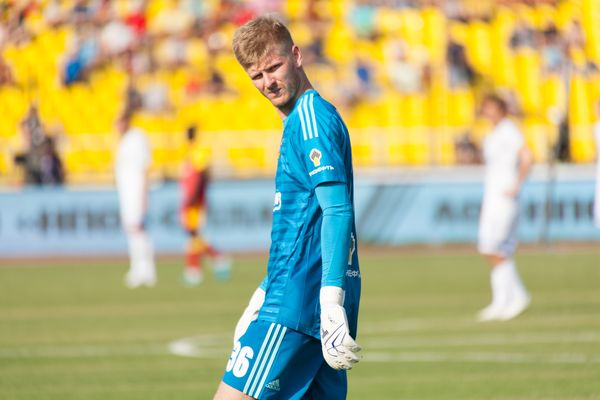 Михаил Левашов будет защищать ворота тульского «Арсенала» в матче с «Сахалином»