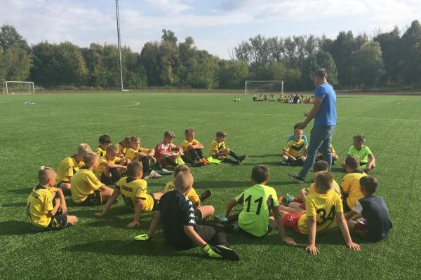 В Туле разыграли первенство спортшколы «Металлург» по мини-футболу