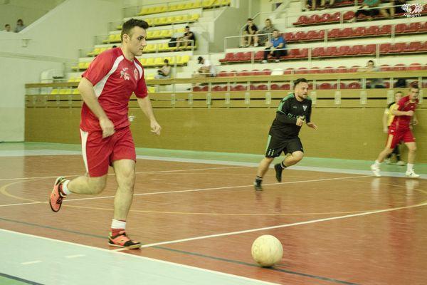 Стартовал чемпионат Ассоциации мини-футбола Тульской области