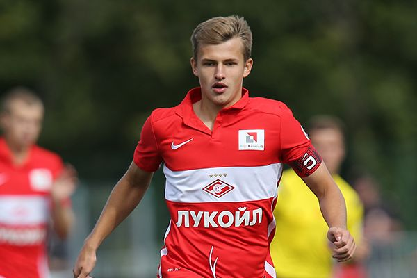 Алексинец Владислав Пантелеев забил за молодёжную сборную России