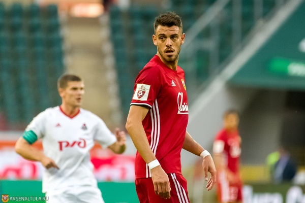 Федерико Расич дебютировал в чемпионате Кипра