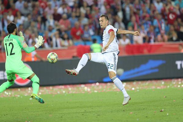 Артём Дзюба не сыграет против сборной Чехии