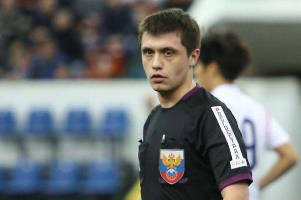 Матч «Сахалин» — «Арсенал» отсудит Павел Шадыханов