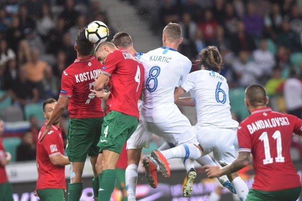 Георгий Костадинов помог сборной Болгарии победить на старте Лиги наций