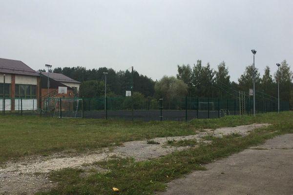 В Сосновом Заокского района организуют мини-футбольную лигу
