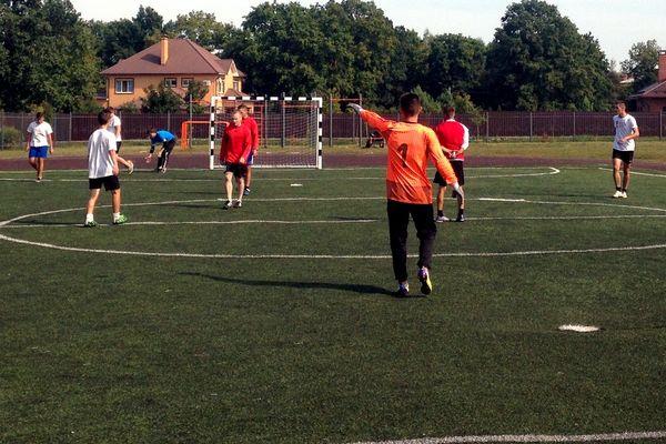 В Заокском разыграли районный турнир по мини-футболу