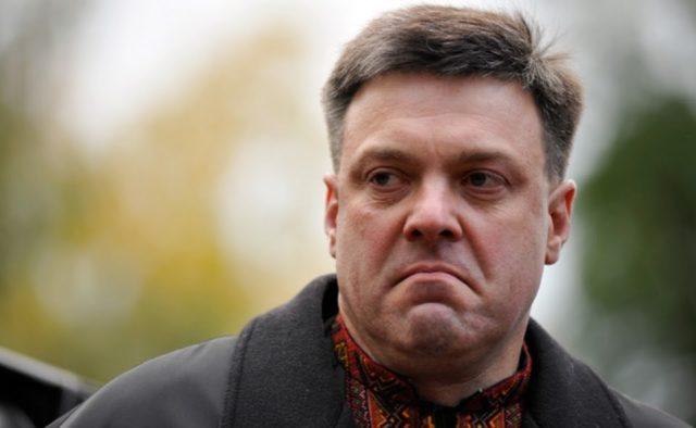 Лидер ВО «Свобода» не намерен баллотироваться на пост президента Украины