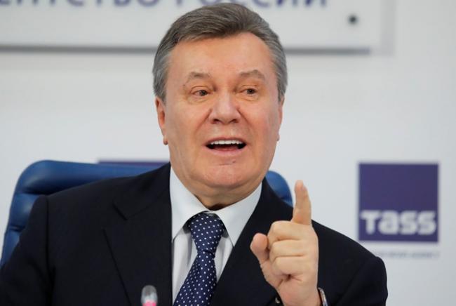 Виктор Янукович вызвал своих адвокатов в Москву