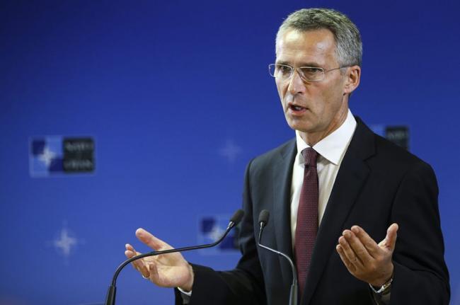 НАТО занимается проблемой Азовского моря