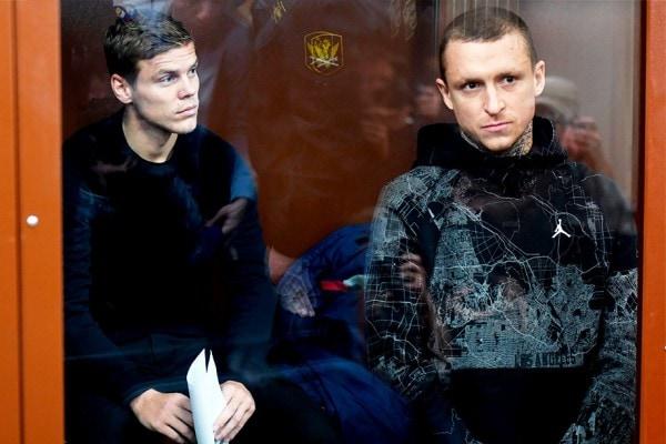 Кокорин и Мамаев попросили о переводе под домашний арест