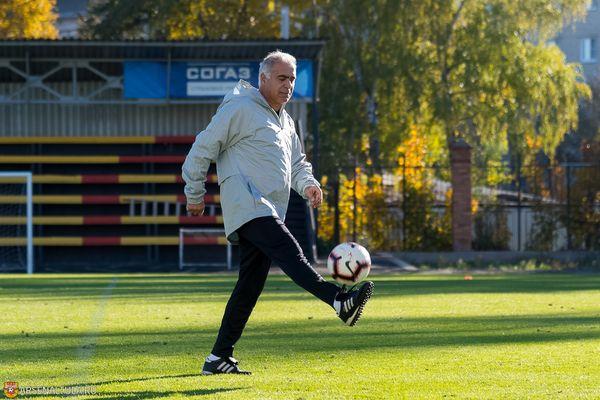 Гурам Аджоев: Болельщики тульского «Арсенала» остаются лучшими в России
