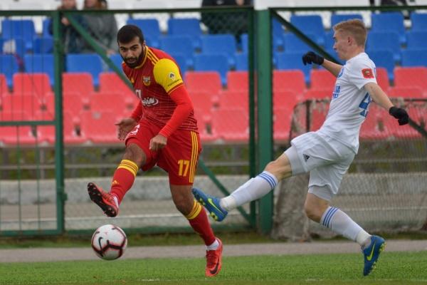 Тульский «Арсенал-м» разгромил «Оренбург-м»