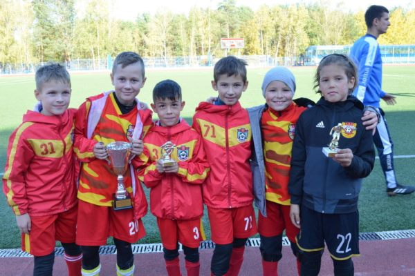 Воспитанники тульского «Арсенала» завоевали бронзу в Калуге