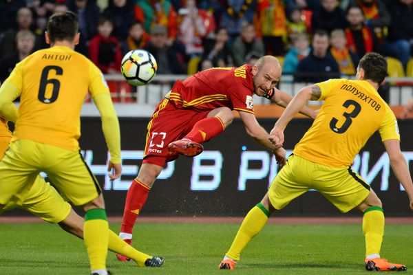 Игроки «Анжи» ещё не решили, будут ли бойкотировать матч с ЦСКА