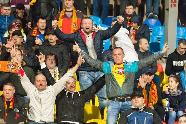 Олег Кононов: Хочу, чтобы именно игра с «Оренбургом» была жаркой