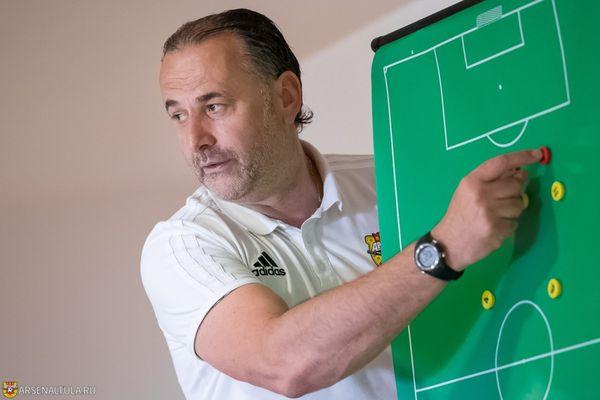 Миодраг Божович: Тренеру очень важно во всех ситуациях оставаться человеком
