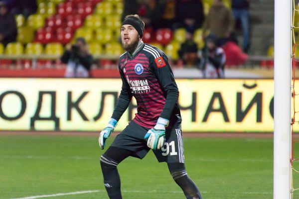 Вратарь «Оренбурга» Фролов: В перерыве был волшебный пендель от главного тренера
