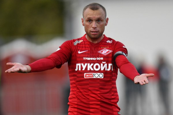Глушаков — единственный игрок «Спартака», которого не было на прощальном ужине Карреры