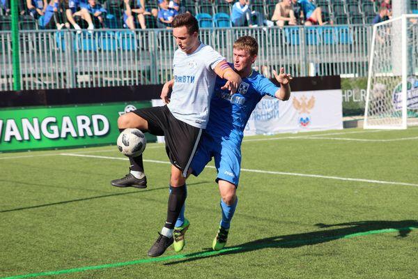 ГСС занял 3-е место в группе на чемпионате России по футболу 8х8