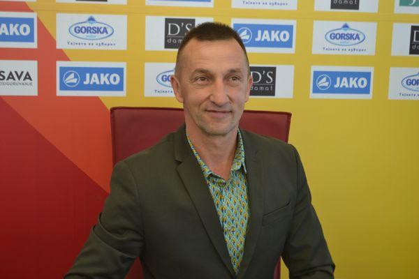 Молодёжная сборная Македонии хочет победить в Туле