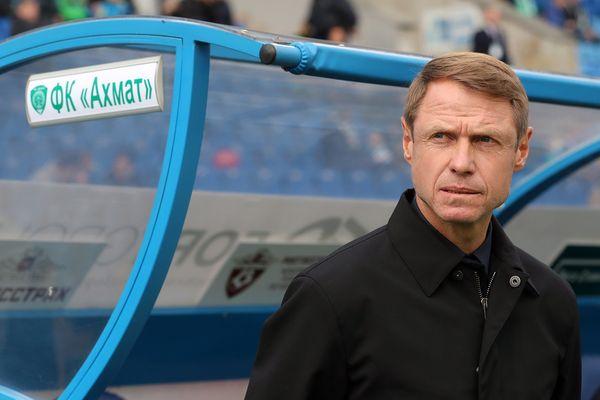 Олег Кононов: К «Ахмату» всегда буду относиться с уважением и теплотой