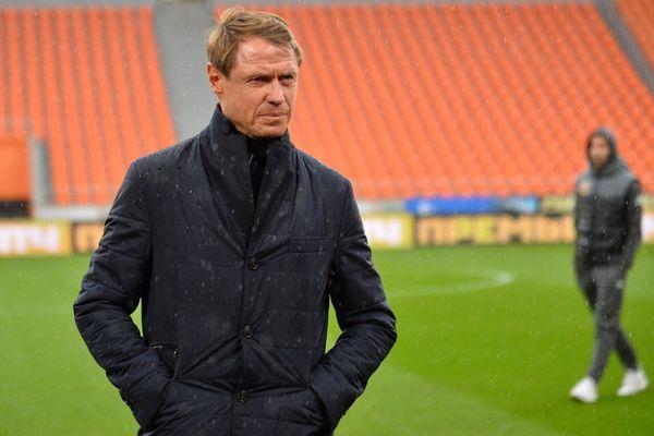 Тульский «Арсенал» не комментирует информацию о том, что Кононов может возглавить «Спартак»