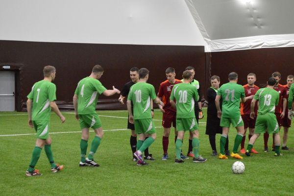В Туле стартовал осенний этап региональной лиги «Трудовые резервы»