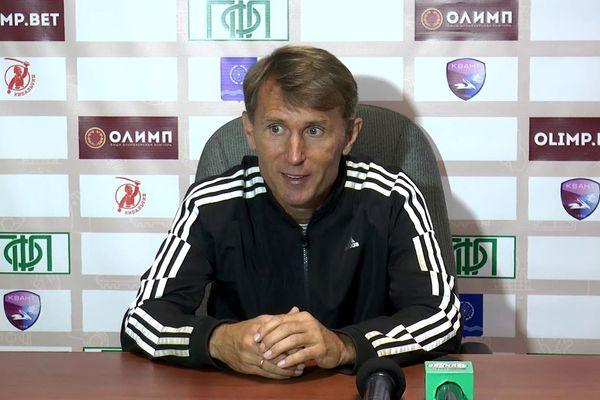 Олег Морозов: «Химик» был лучше в своей и нашей штрафной