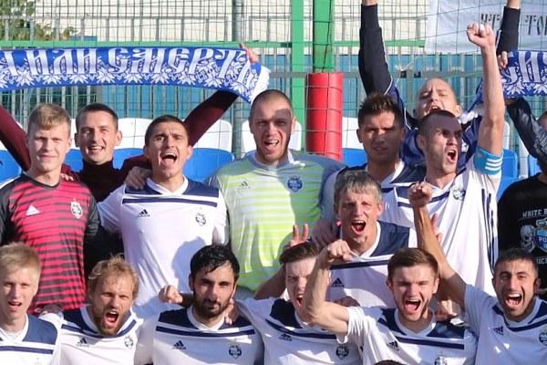 Александр Филимонов стал чемпионом зоны «Москва» третьего дивизиона