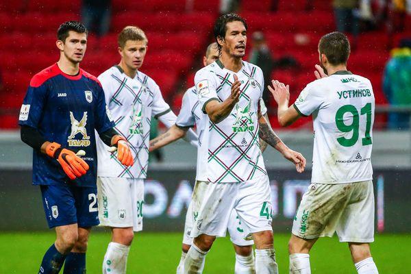 «Рубин» первым вышел в четвертьфинал Кубка России