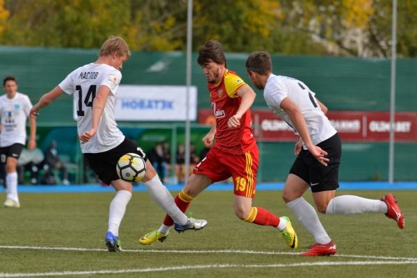 «Сахалин» оштрафовали по итогам матча с тульским «Арсеналом»