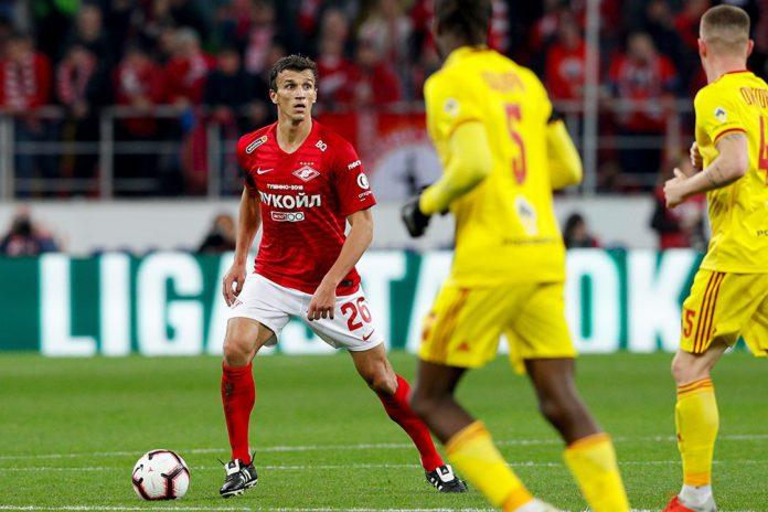 Роман Ерёменко: После первого тайма не думал, что «Спартак» проиграет «Арсеналу»