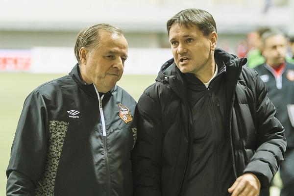 Тарханов может сменить Аленичева в «Енисее»