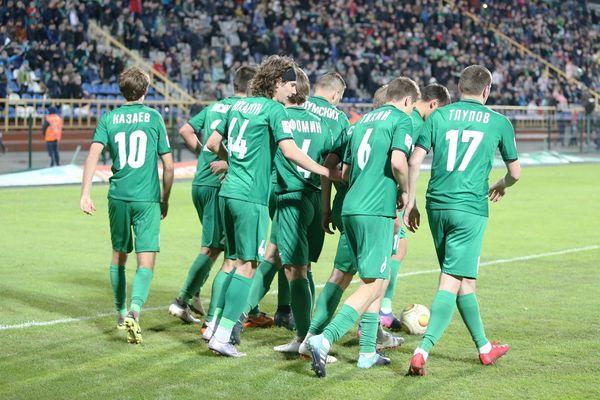 Игроки «Томи» задержали начало матча ФНЛ из-за долгов