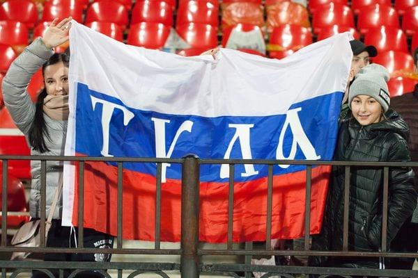 Гурам Аджоев: В Туле были рады видеть молодёжную сборную России