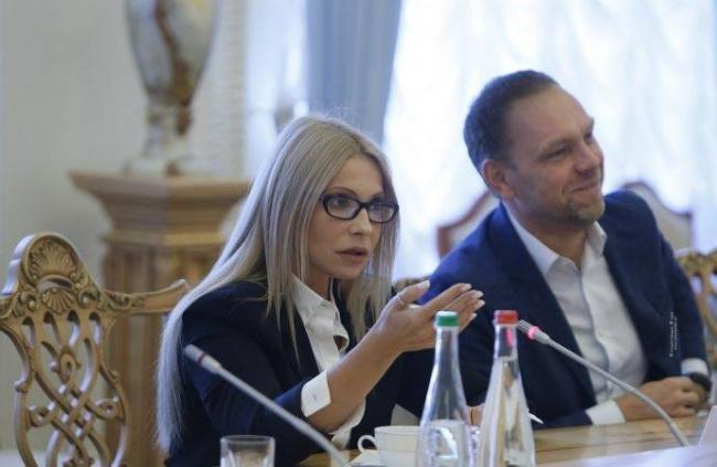 Тимошенко заявляет об усилении