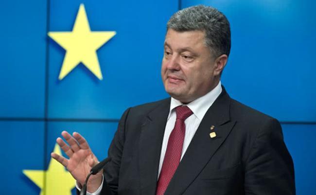 Порошенко в ЕС договорился об усилении давления на Россию