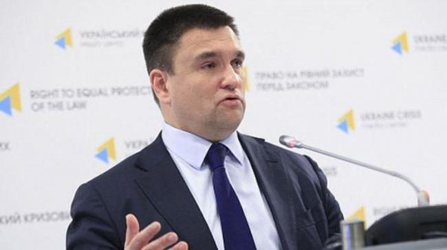 Климкин объяснил, зачем Путину «выборы» на Донбассе