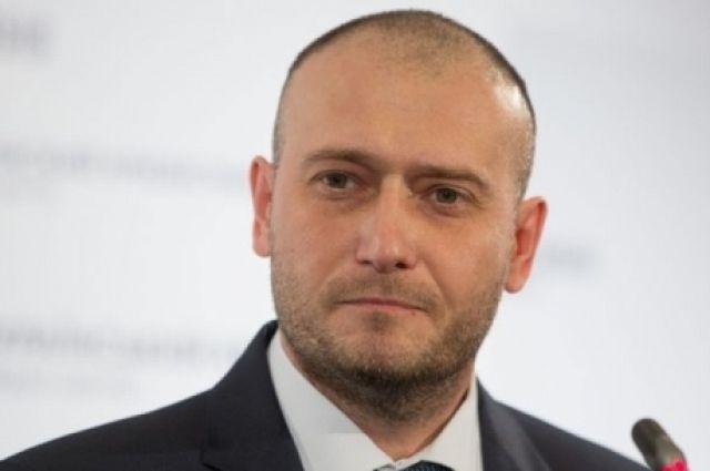 Дмитрий Ярош не будет баллотироваться в президенты Украины