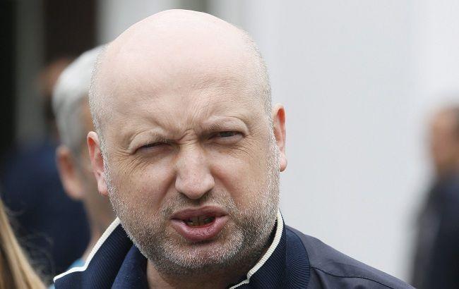 Турчинов анонсировал новые санкции против организаторов