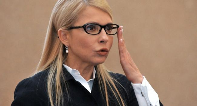 Тимошенко ответила на обвинения в популизме