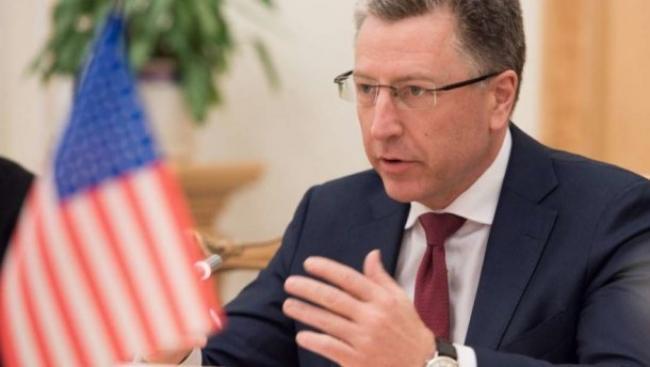 Спецпредставитель США по Украине прокомментировал провокацию РФ в Керченском проливе