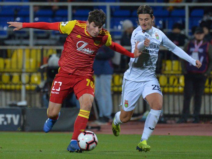 Зелимхан Бакаев: Считаю себя уже не молодым, а состоявшимся игроком