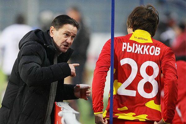 Евгений Ловчев: Не считаю, что в Туле у Аленичева не получилось