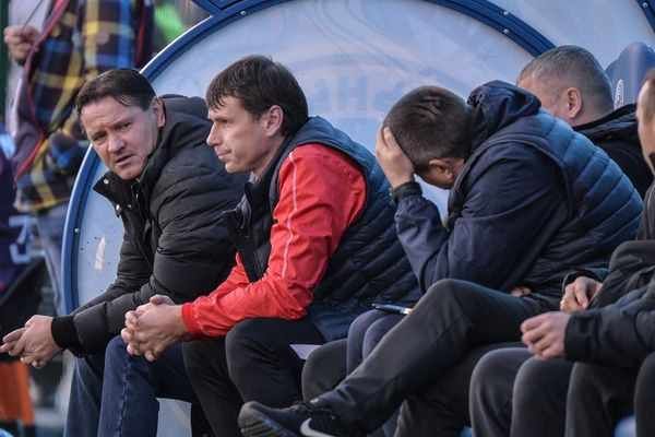 СМИ: «Енисей» отстранил штаб Дмитрия Аленичева от работы с командой
